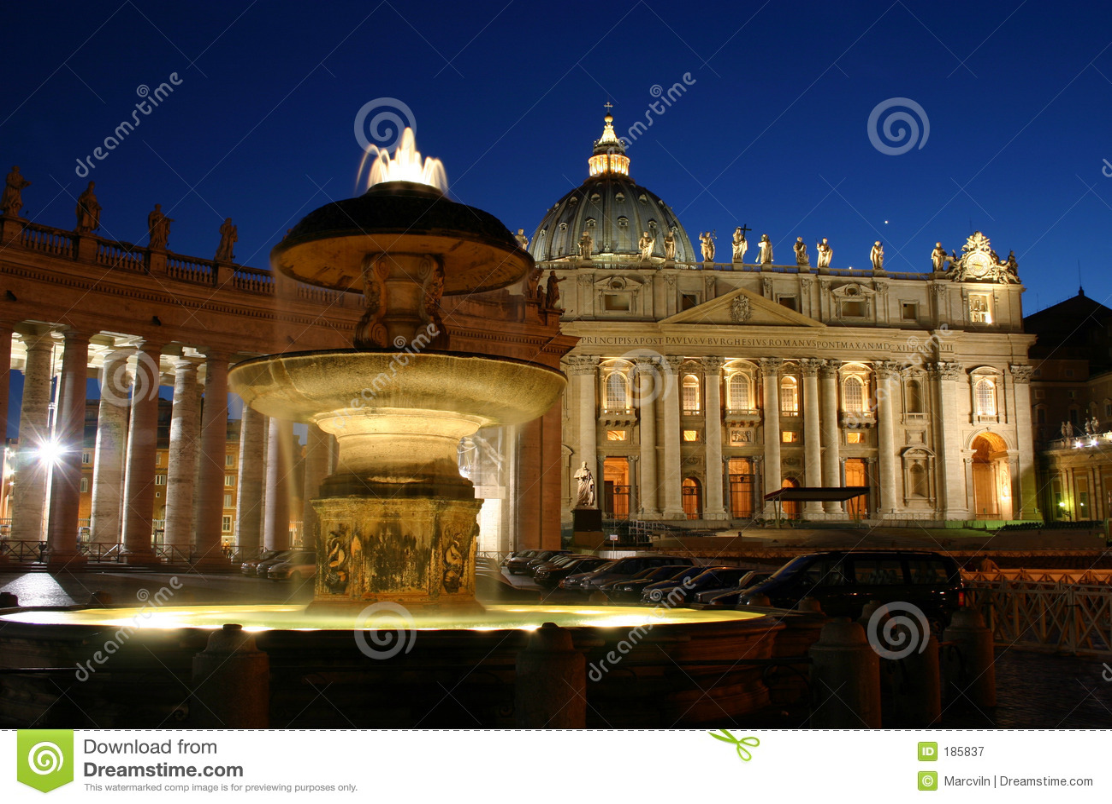 St peter s Watykanu