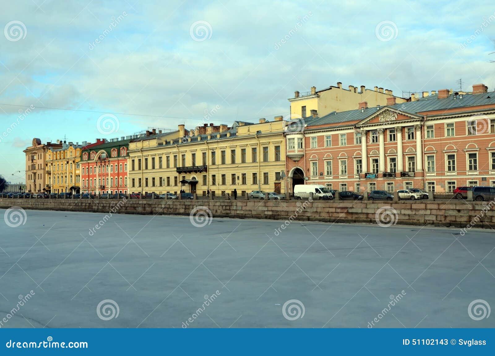 St Petersburg City Views Editorial Photo 51055657