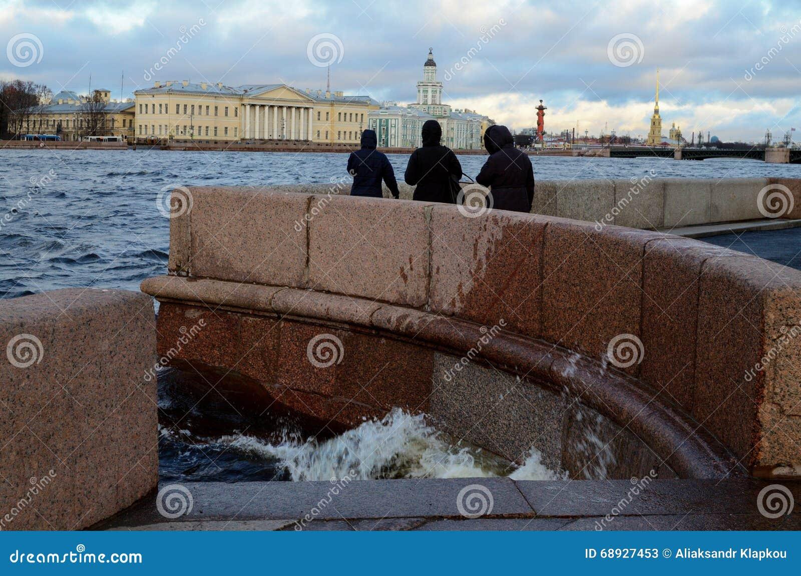 St Petersburg Wetter