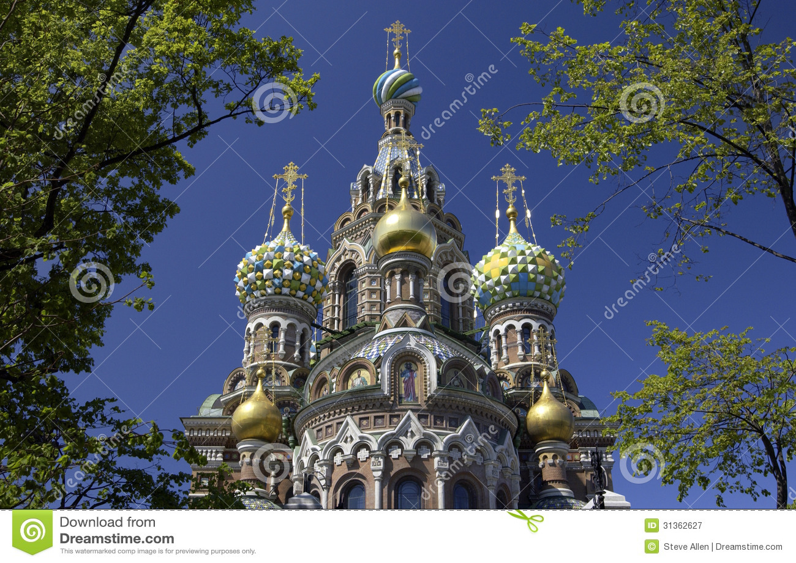 St Petersburg - Russische Föderation
