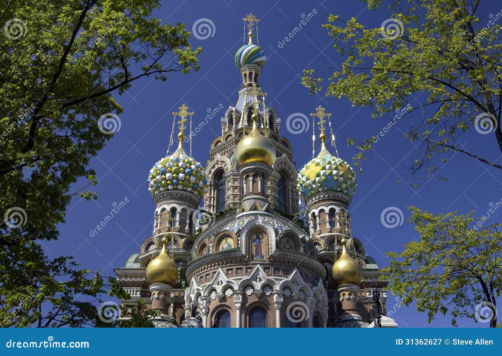 St Petersburg - rysk federation