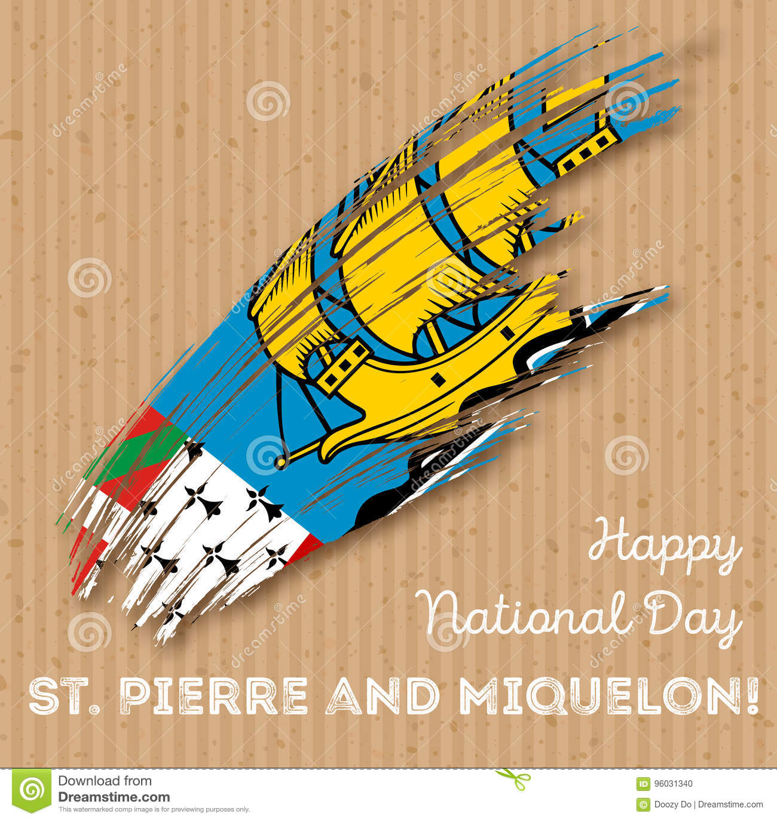 St Pierre i Miquelon dzień niepodległości
