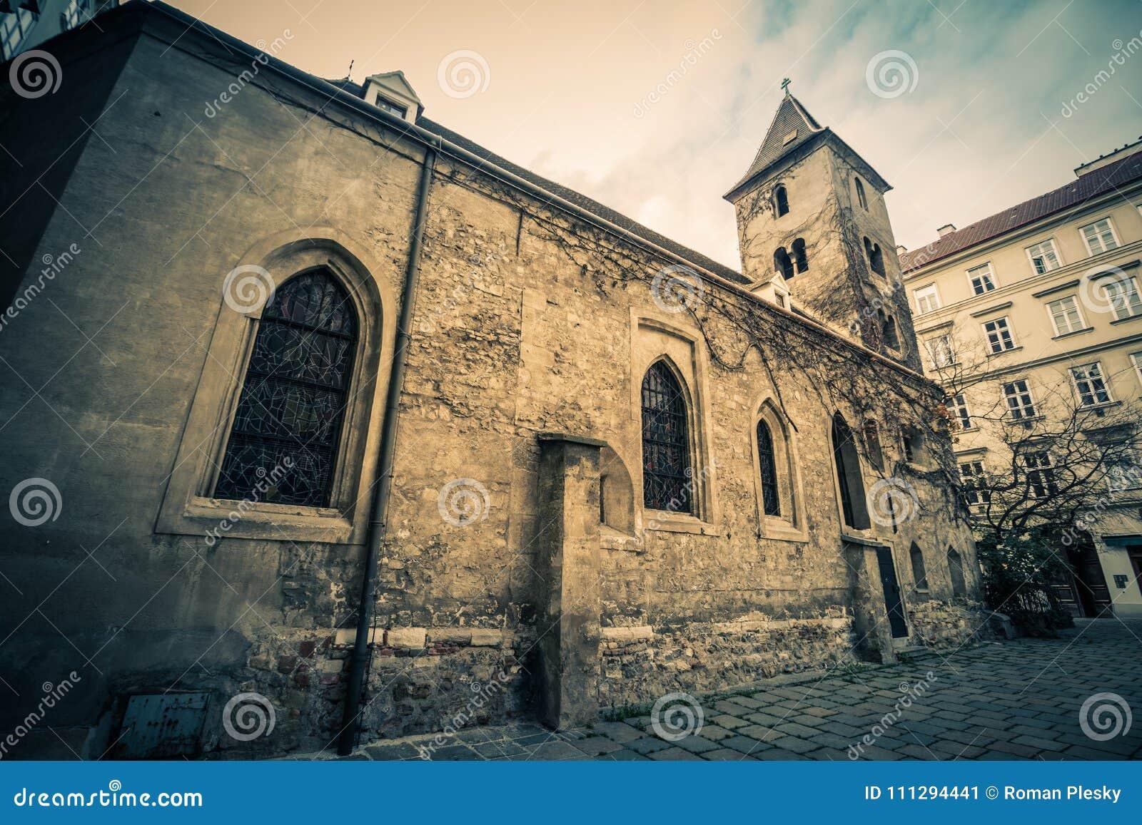 St Rupert ` s kościół w Wiedeń, Austria