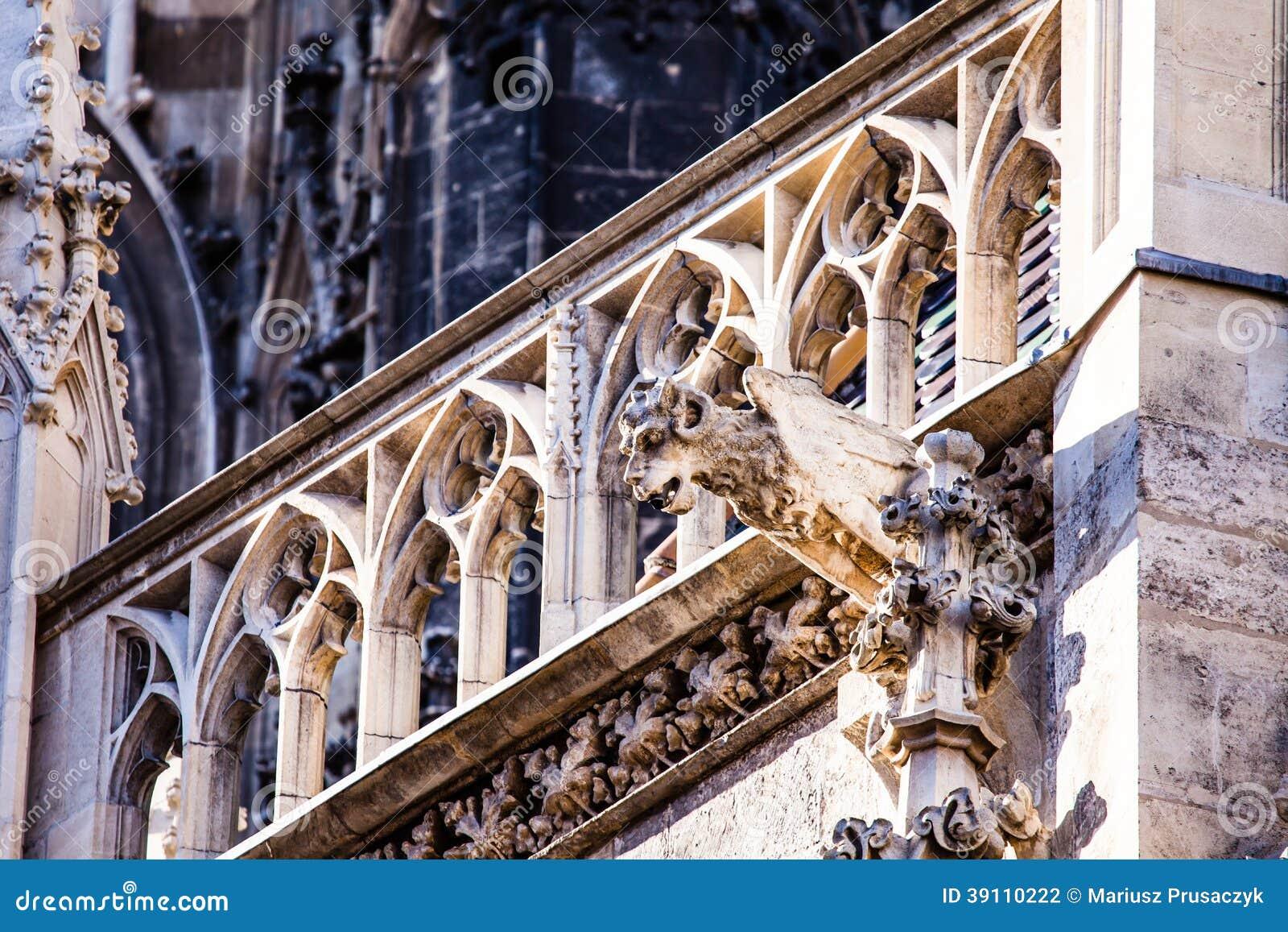 St Stephan kathedraal in Wenen, Oostenrijk