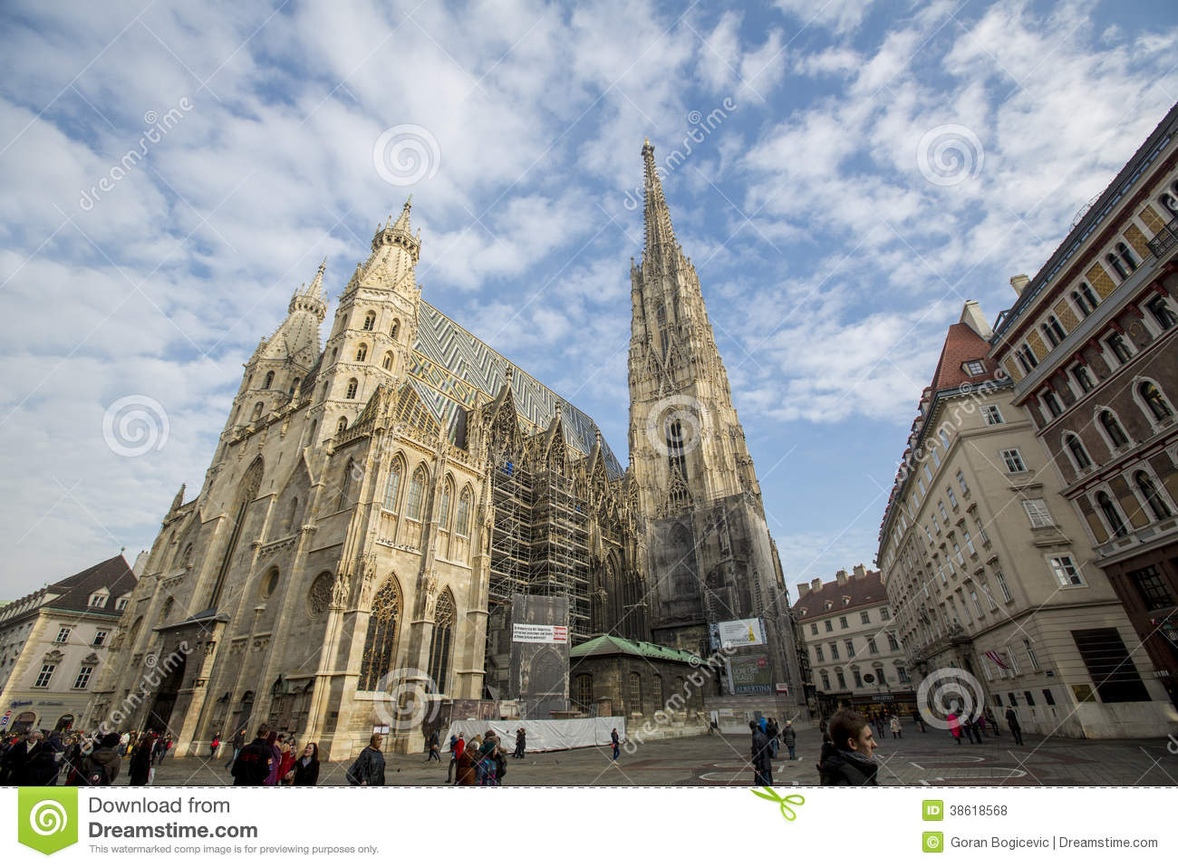 St. Stephen s Cathedral in Vienna