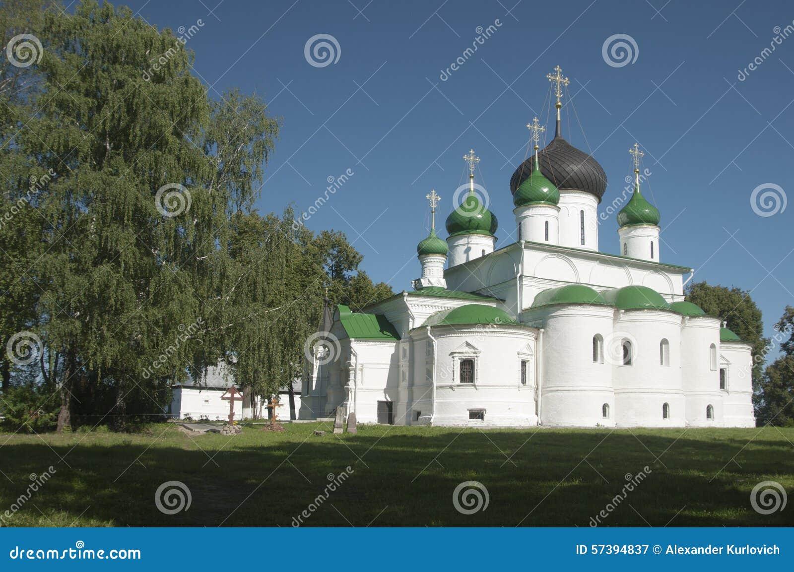 St Theodor klooster, de Kathedraal van de grote Martelaar theo