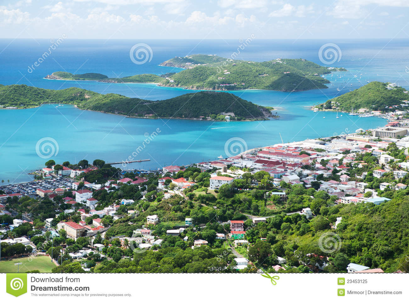 charlotte amalie country