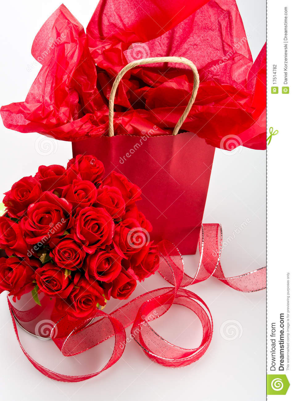 601cfe387aaf5 St. Valentine gifts stock photo. Image of paper, give - 17514782