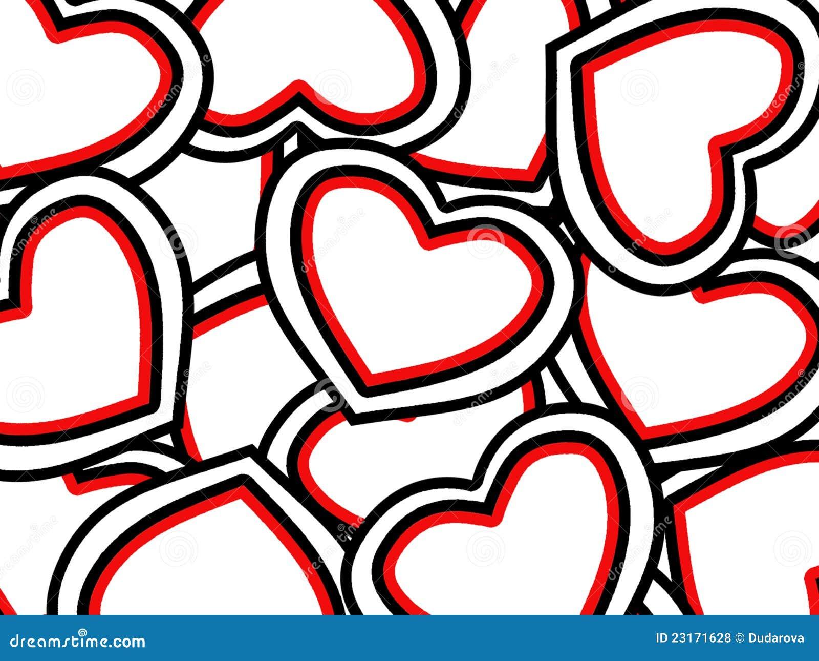 St. Valentines Day background