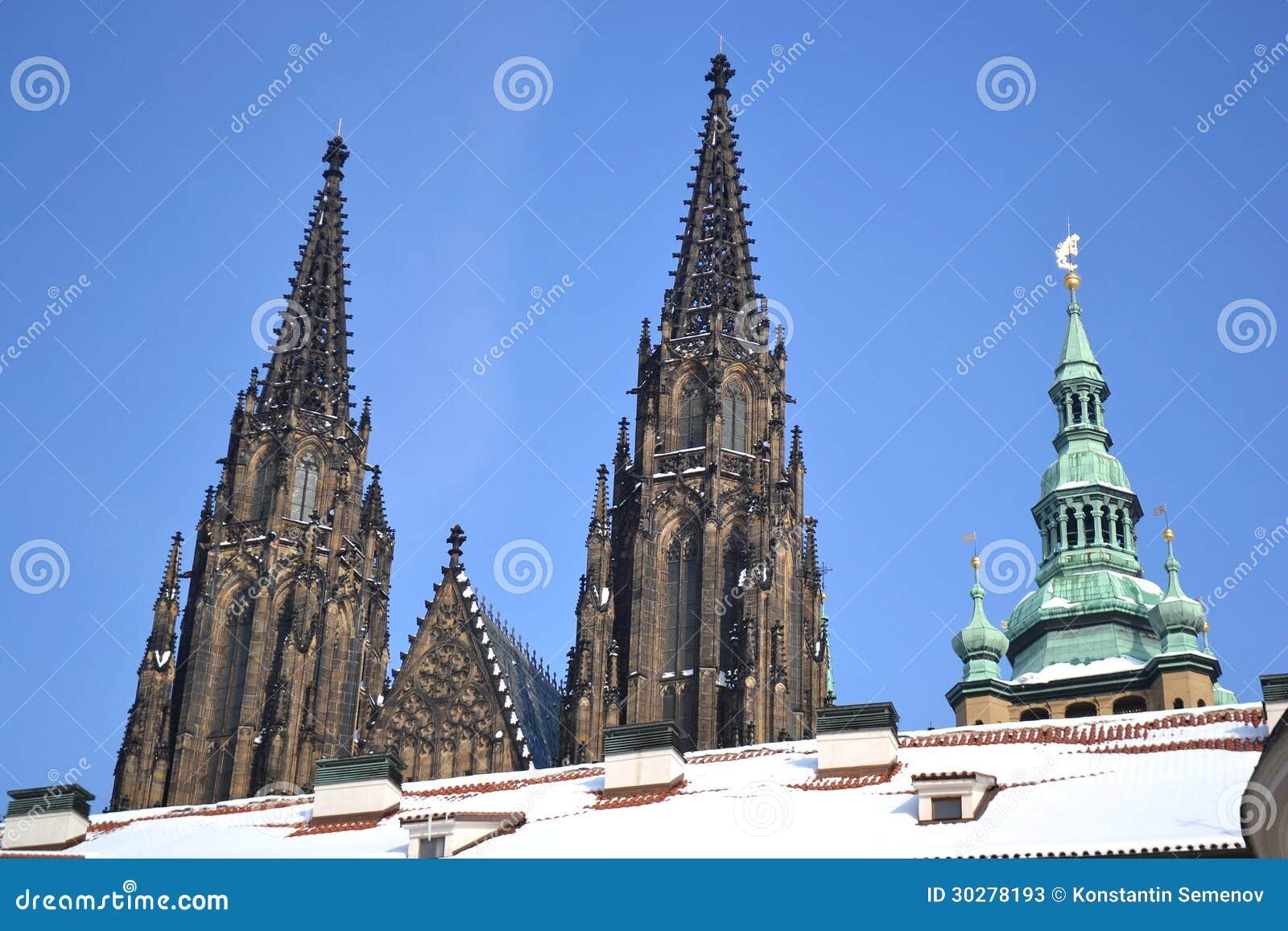 St. Vitus大教堂