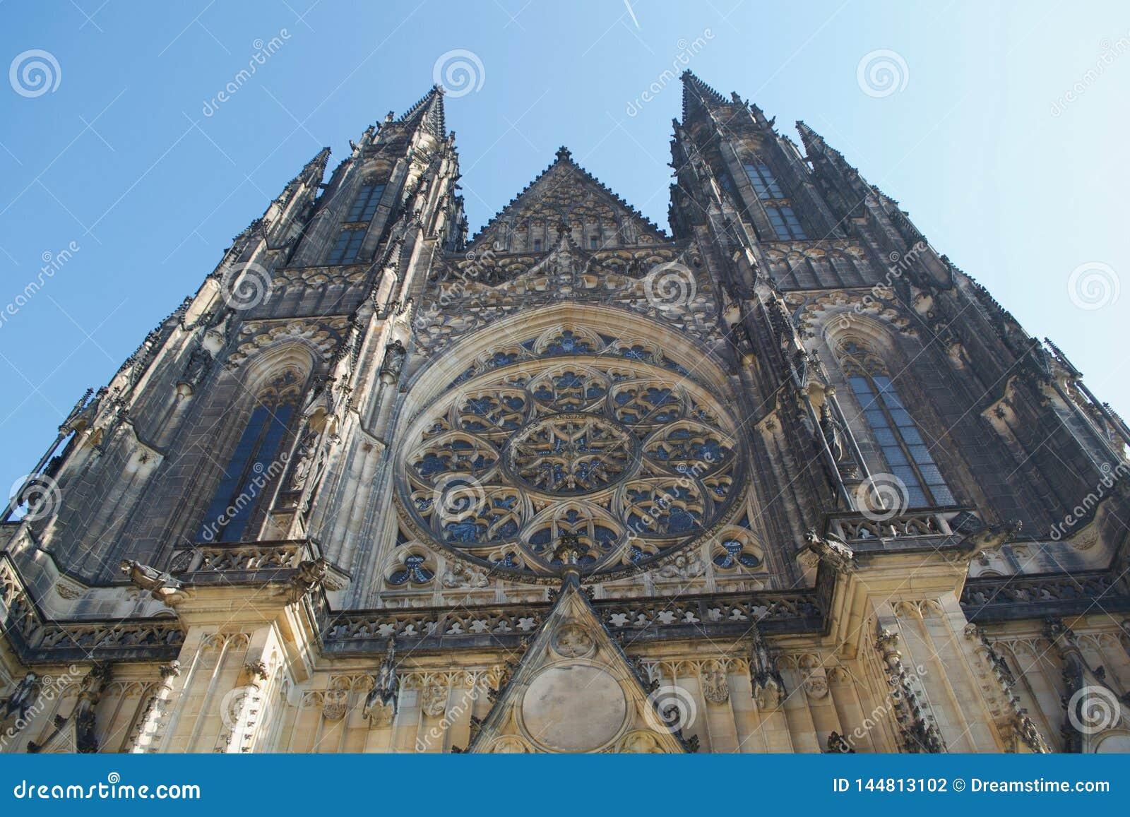 St. Vitus Cathedral Prague Castle