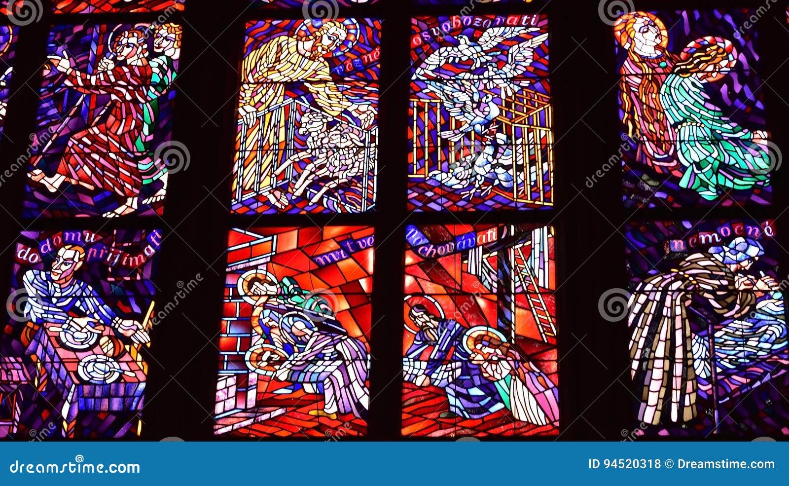 St Vitus katedra w Praga