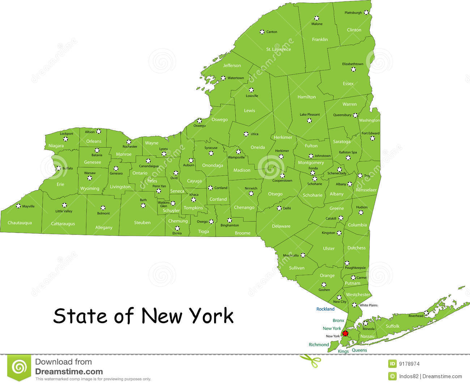 Staat New York