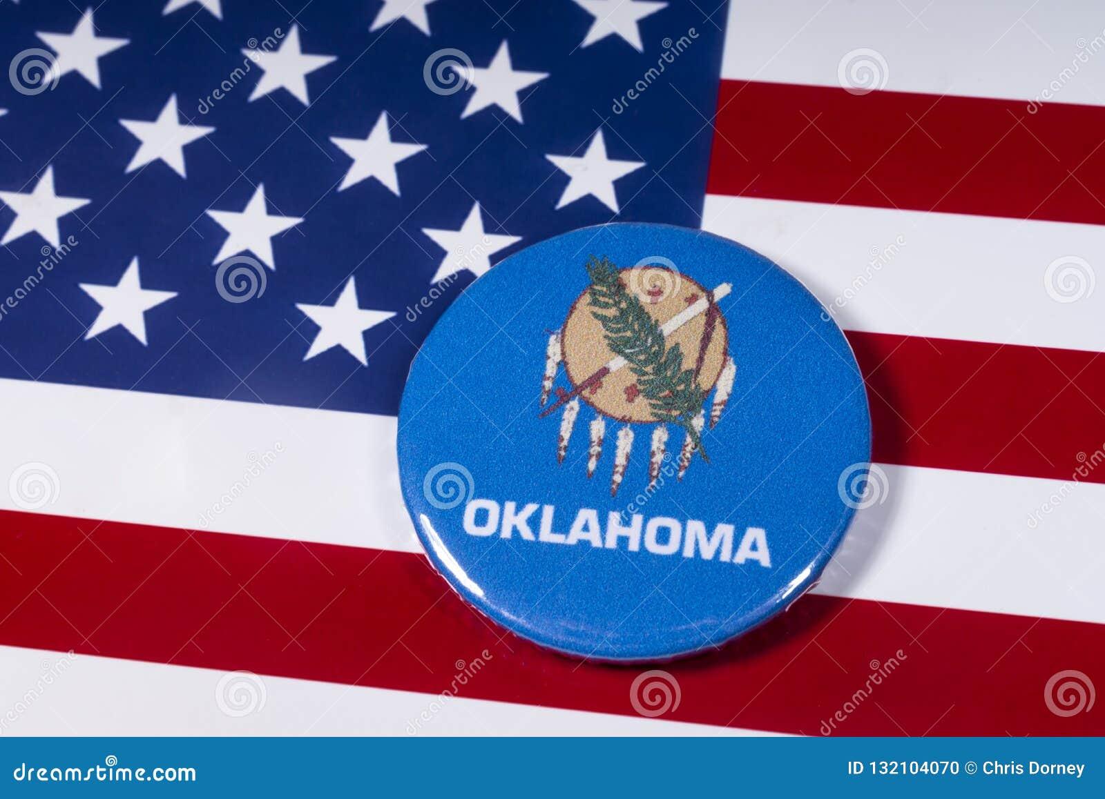 Staat von Oklahoma in den USA
