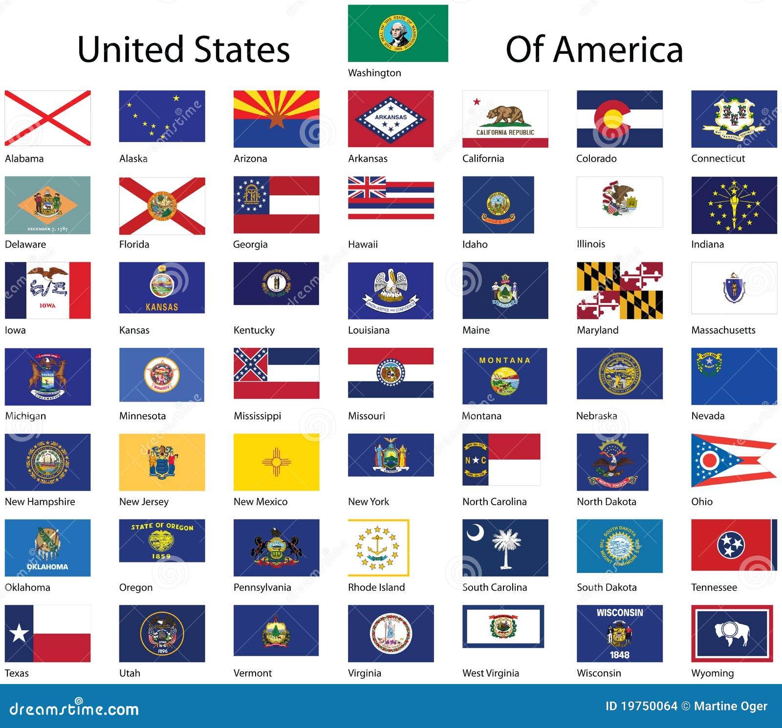 Staaten- von Amerikaansammlung.