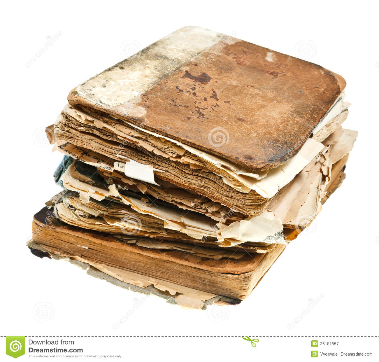 Stack of antique books stock image. Image of sheet, letter ...