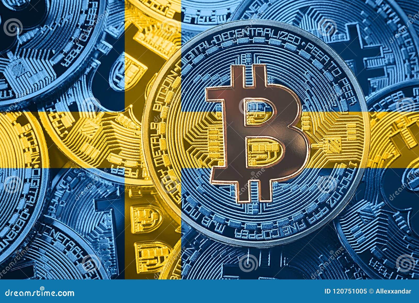bitcoin sverige