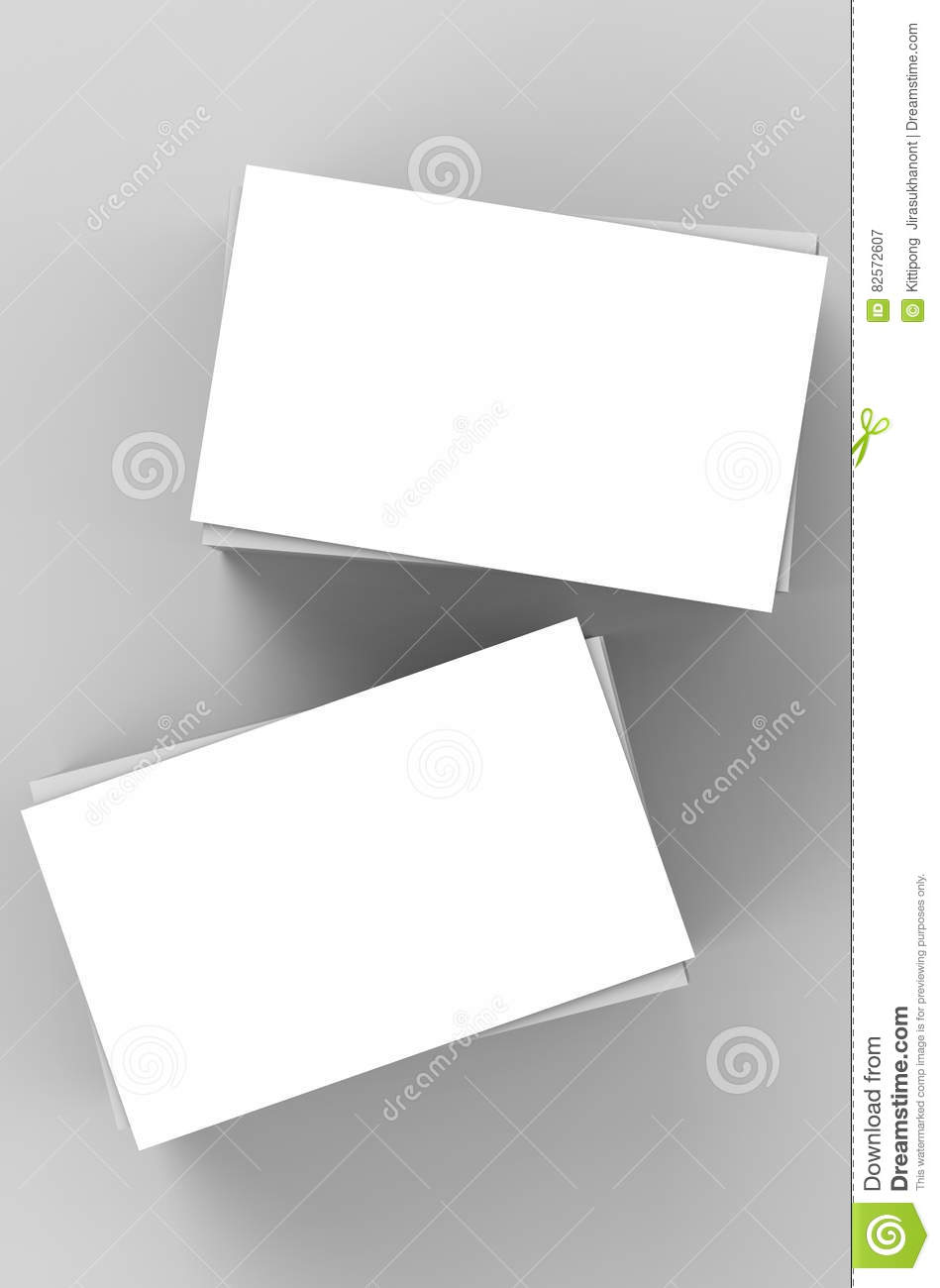 Stack of blank business cards stock illustration illustration of download stack of blank business cards stock illustration illustration of papers card 82572607 reheart Gallery