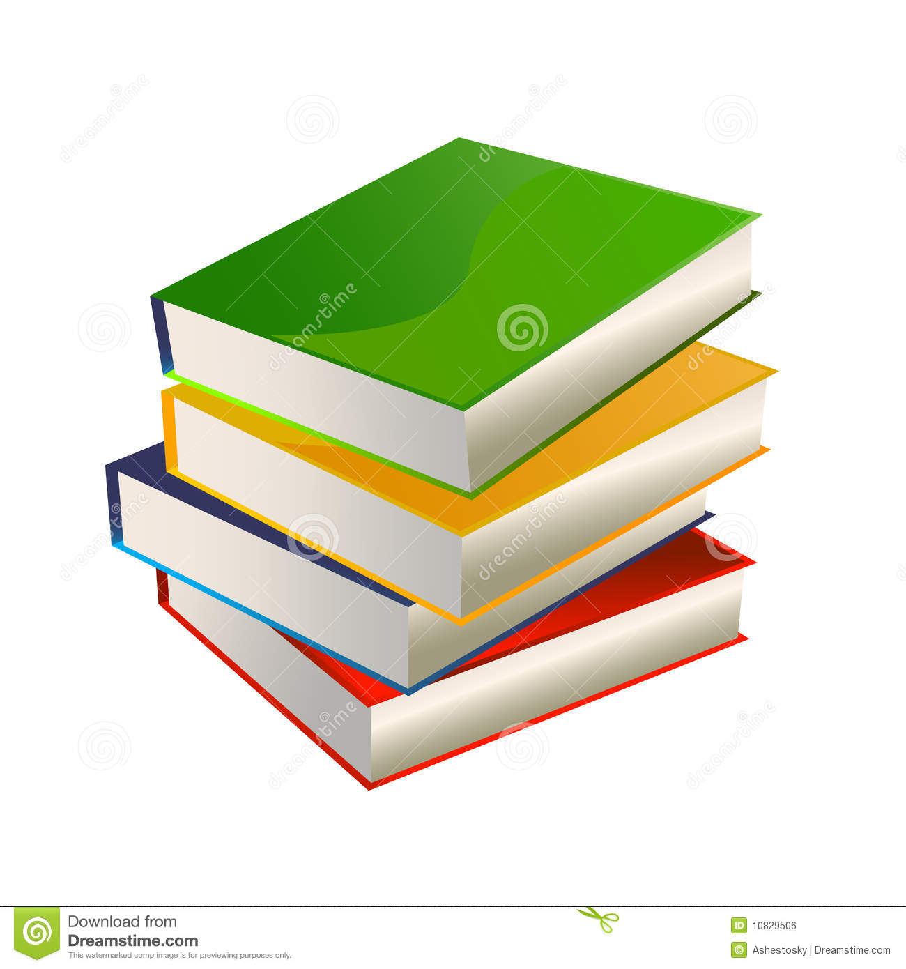 stack of books vector stock vector illustration of scholar 10829506 rh dreamstime com victor books vector books bayonne nj