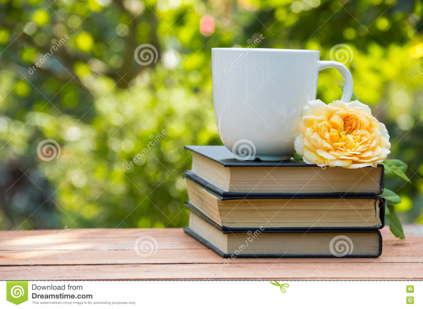 Rose Symbol In Tea Leaves
