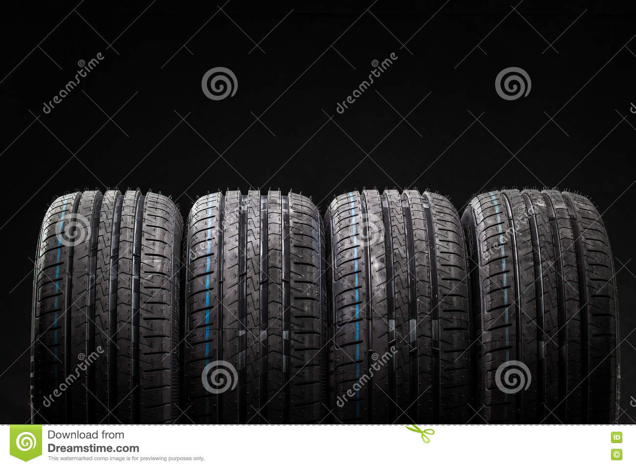 Stack Of New Tires Royalty-Free Stock Photography ... Race Tire Stack