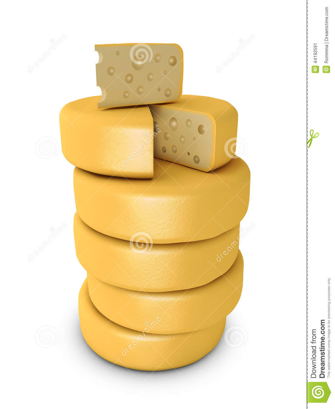 stack that cheese