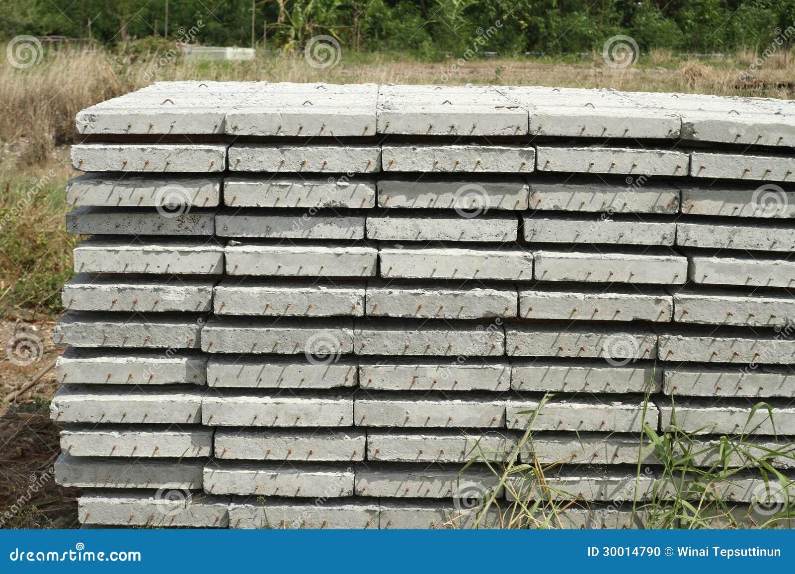 Concrete Building Slab Stock Photo Image 30014790
