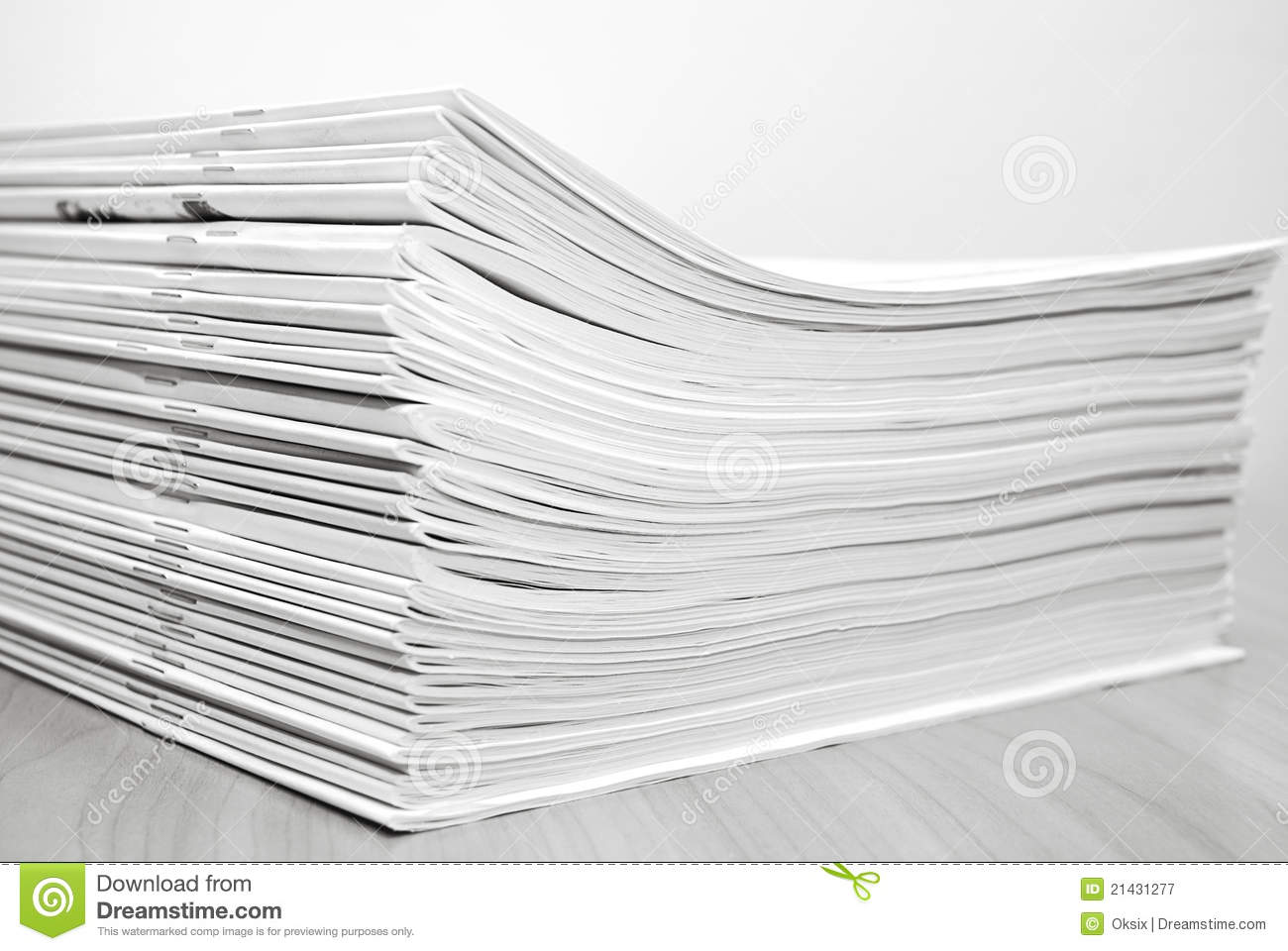Stack journals stock image  Image of vertical, magazine - 21431277