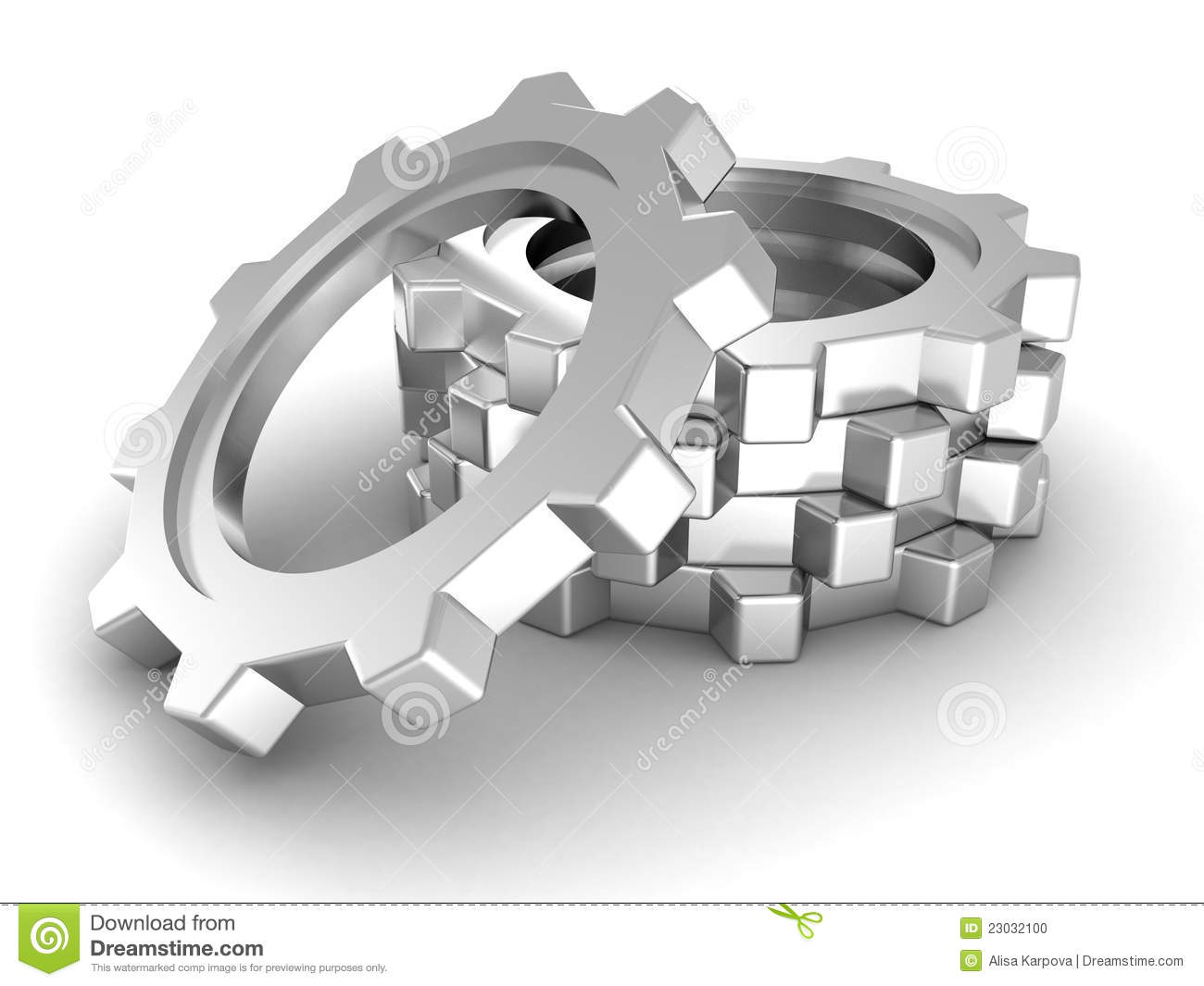 Metal wheel concept royalty free stock photography for Metal concept