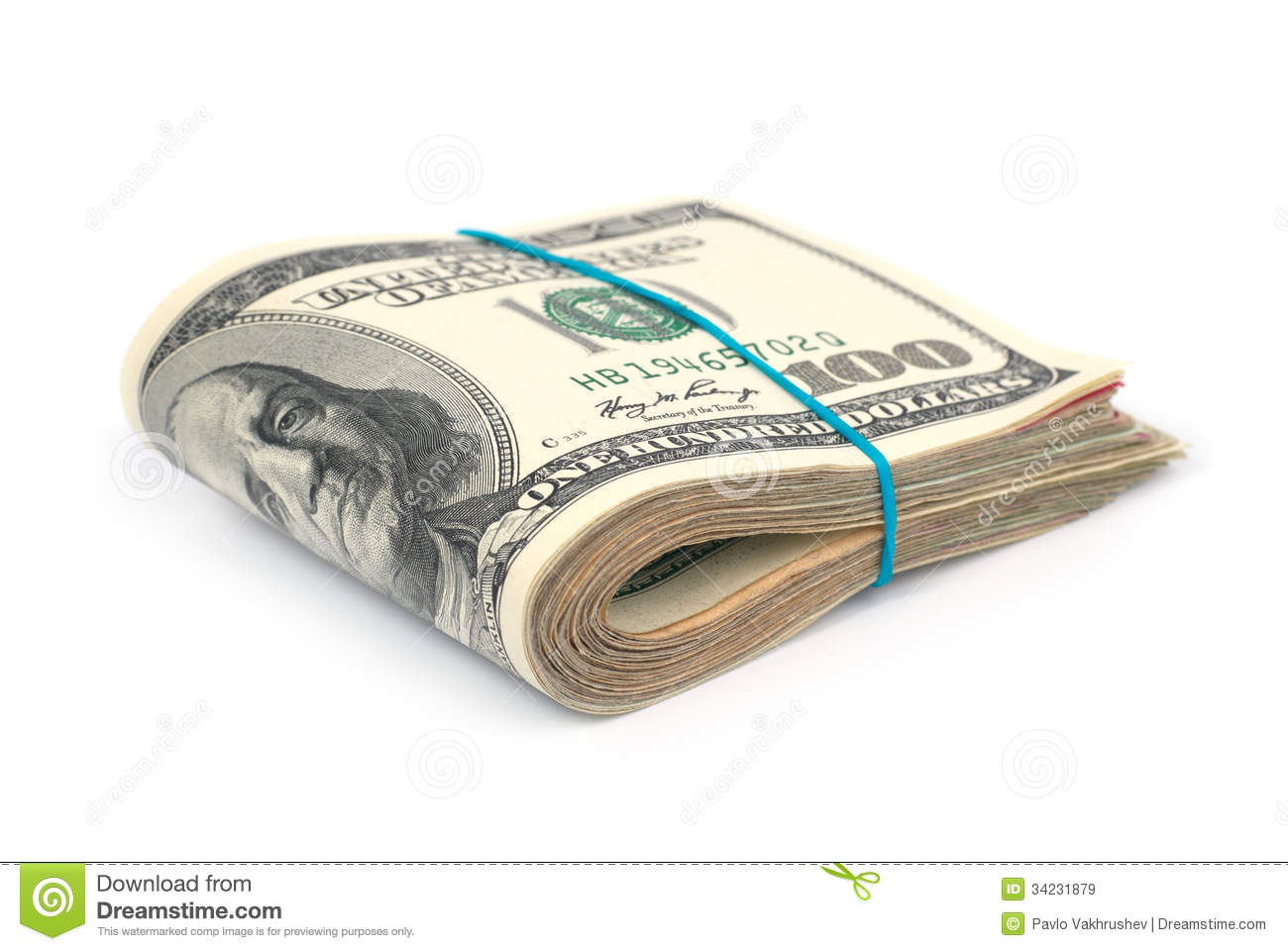 stack of money stock image image of loan financial