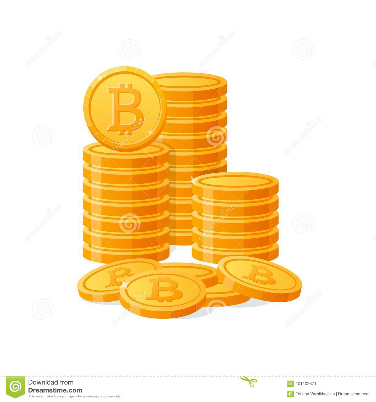 Stack mountain gold bitcoins digital money cryptocurrency coins stack mountain gold bitcoins digital money cryptocurrency coins virtual currency capitalization isolated icon kristyandbryce Image collections