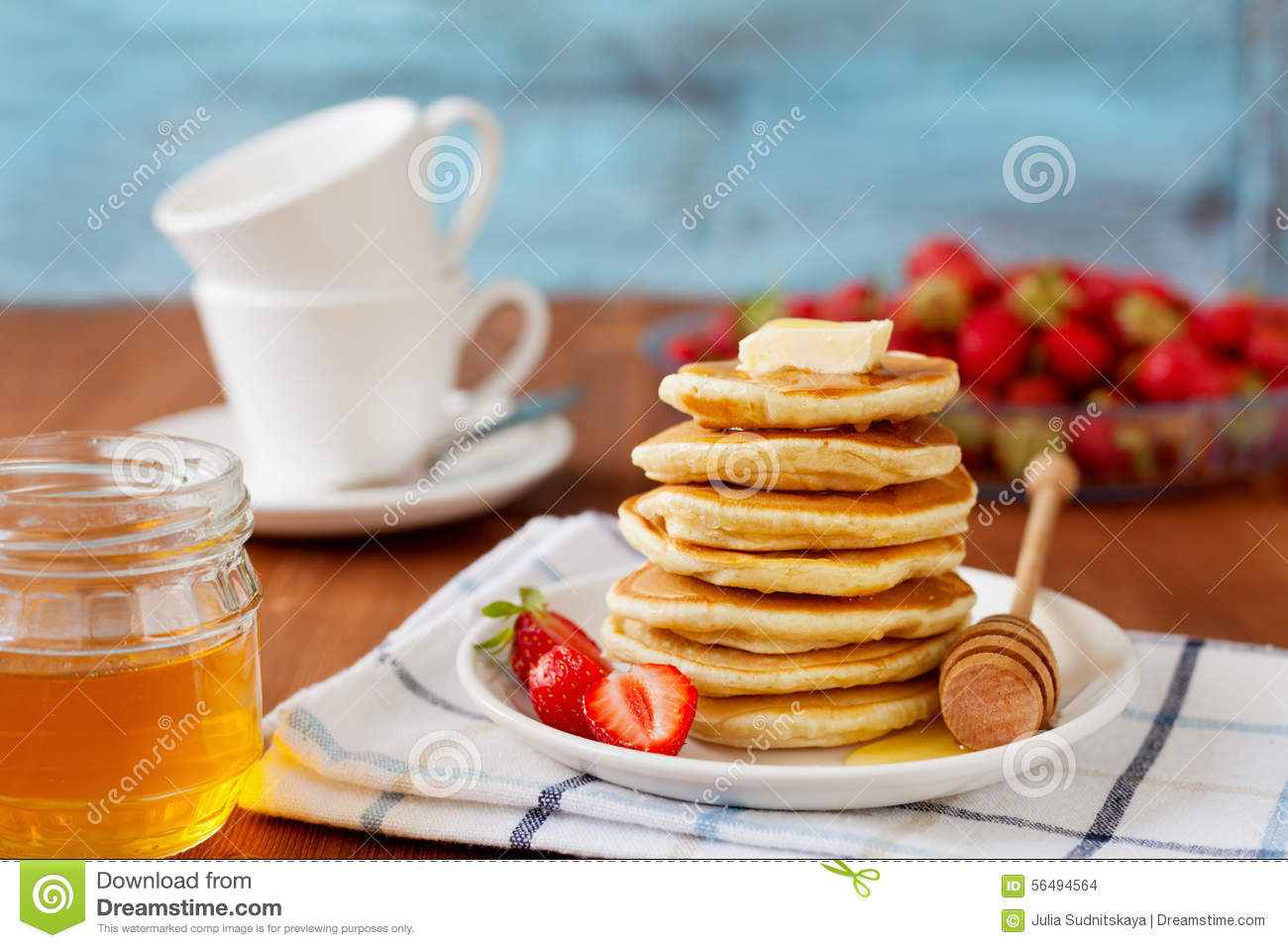 Food To Make Using Strawberry Syrup