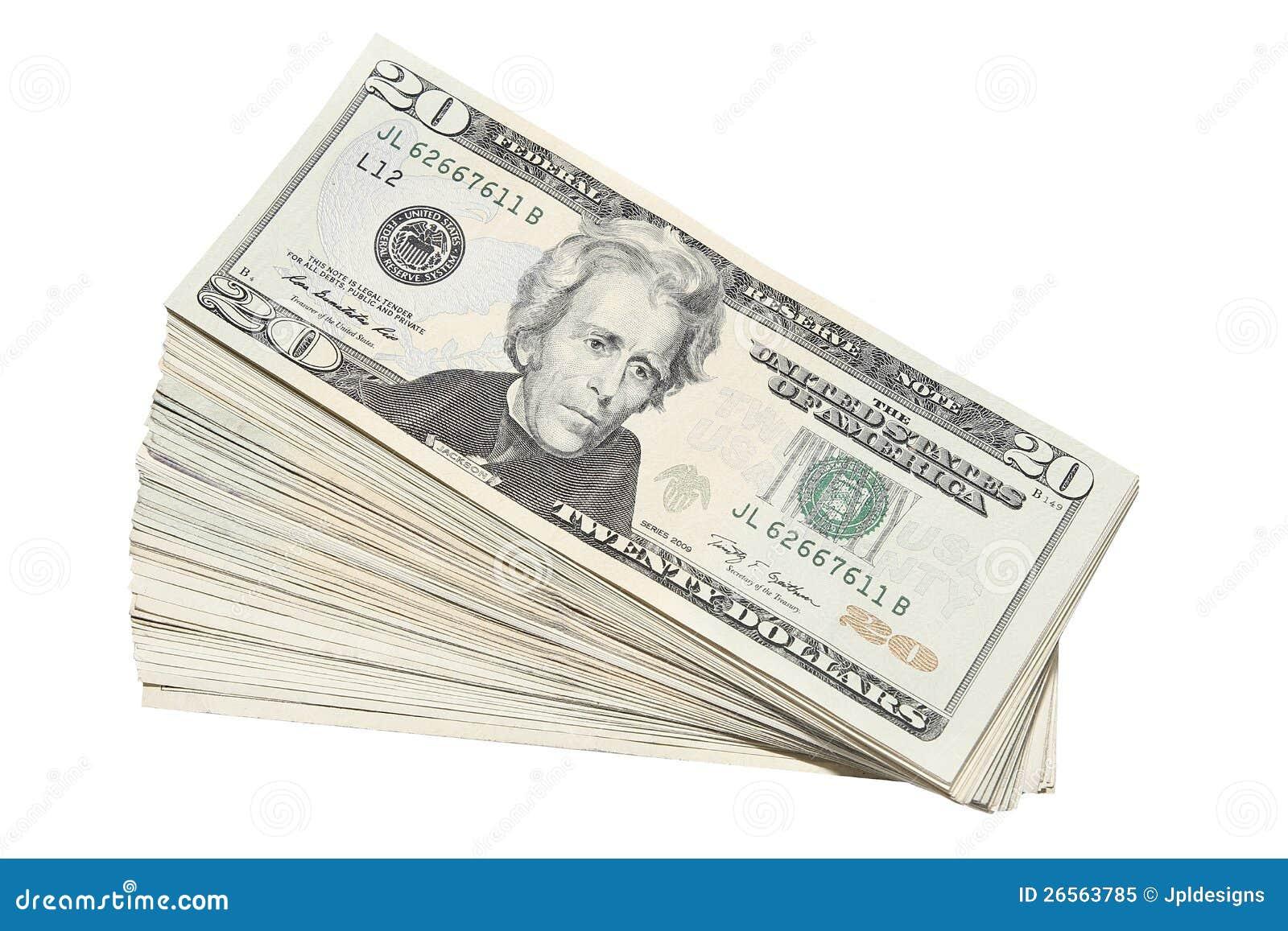 background with money us 20 dollar bills stock image image of