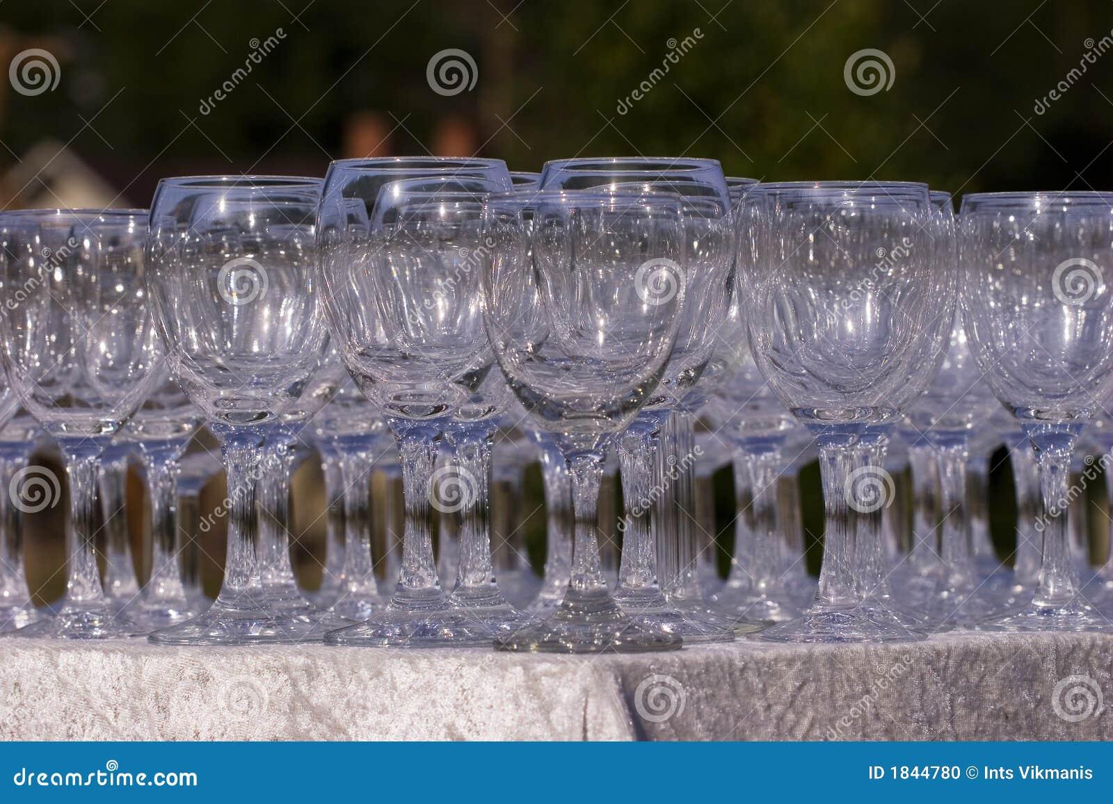 stack wine. Stack Wine Glasses