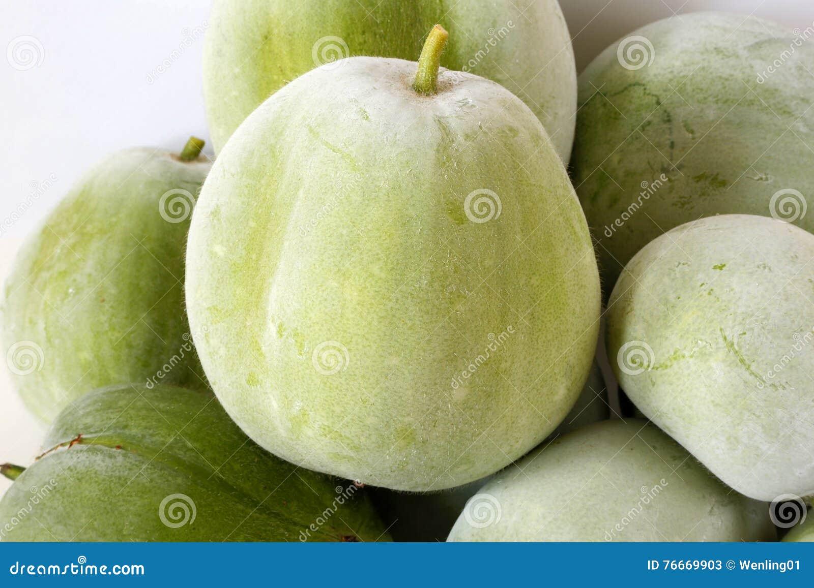 Stack winter melon