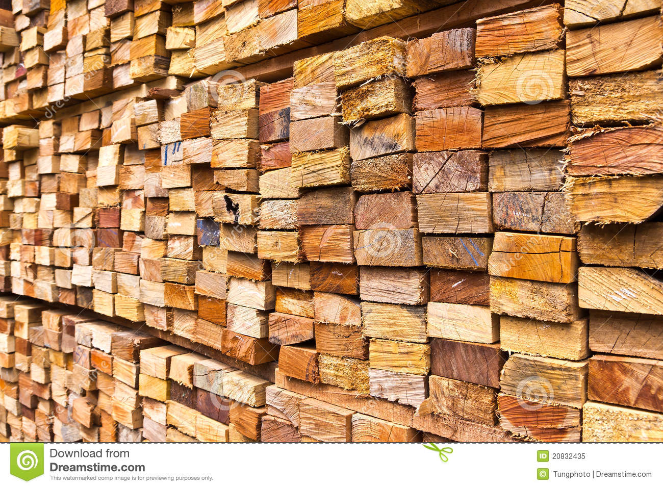 Stack of wood logs royalty free stock photo image