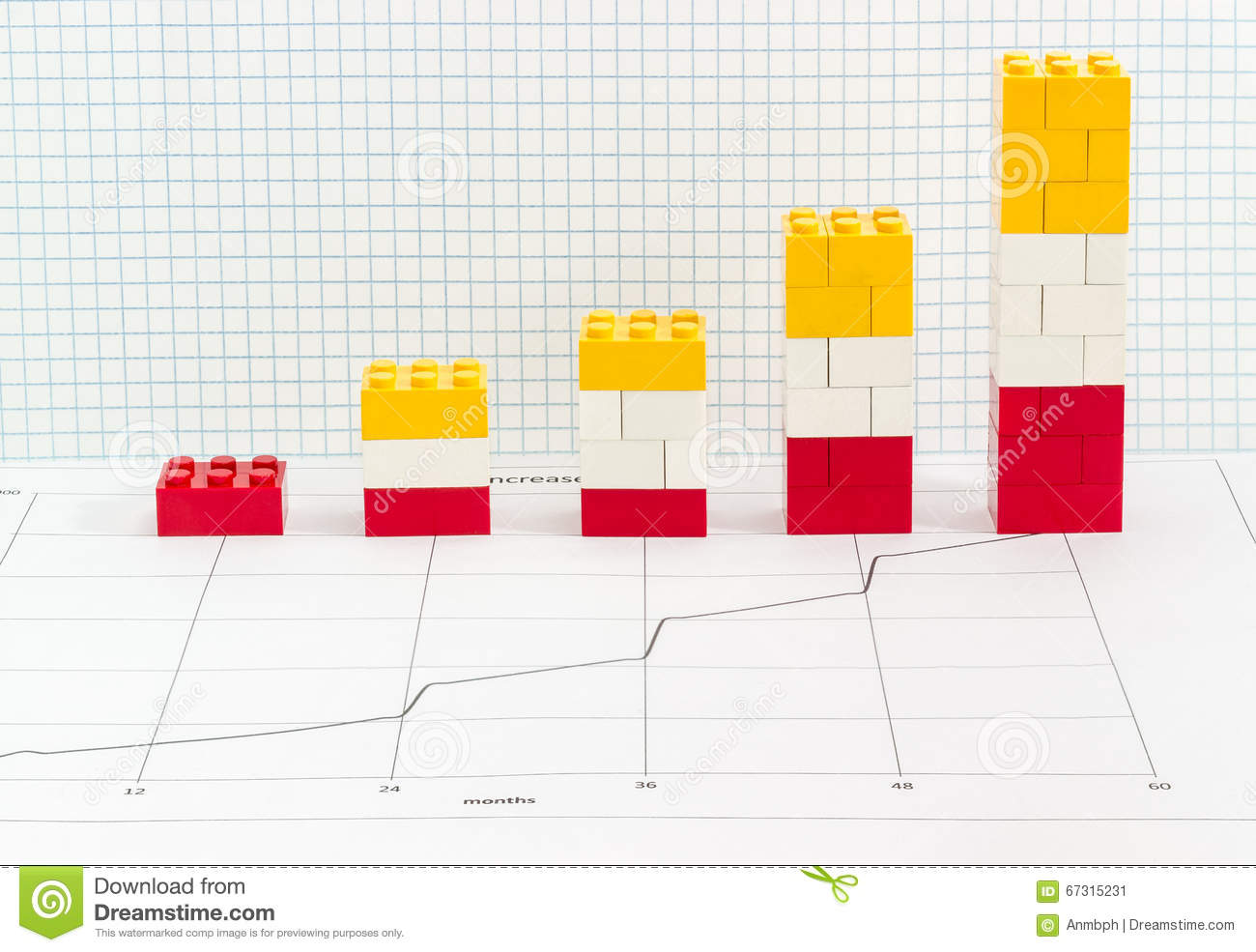Worksheet Bar Chart For Children stacked bar chart made from parts childrens designer stock image royalty free photo download childrens