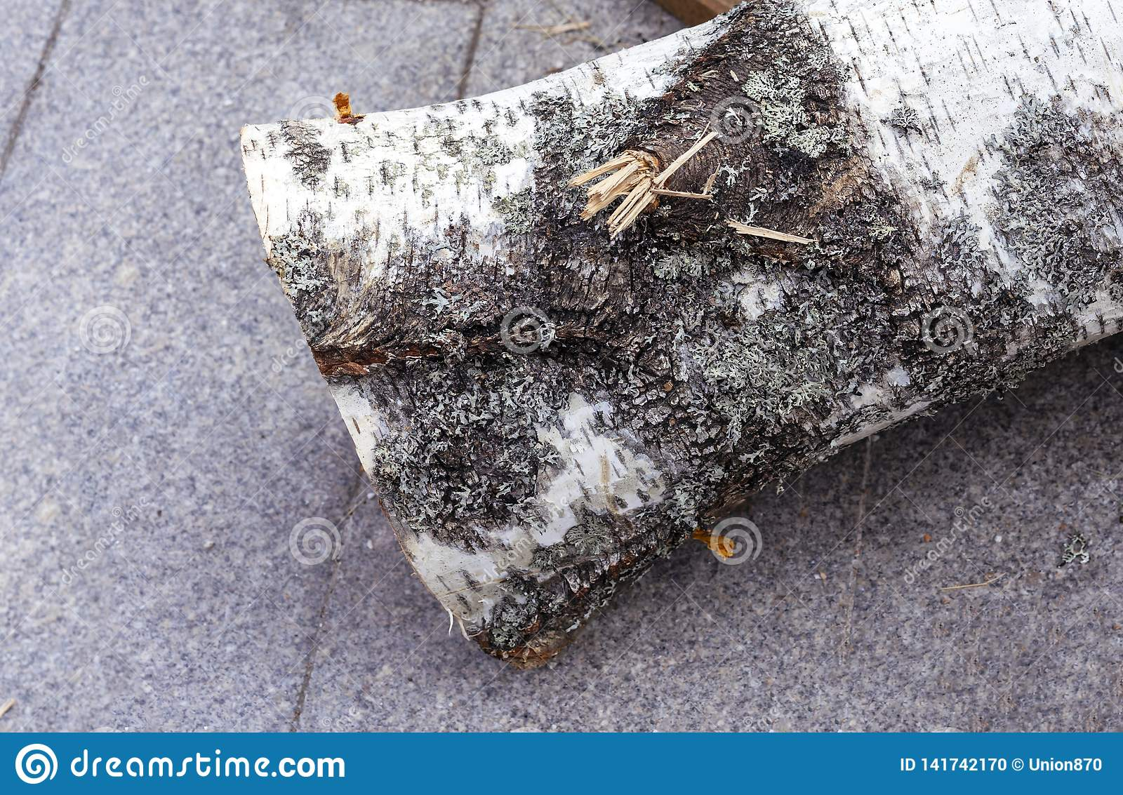 Stacked firewood as background, closeup. Heating house in winter