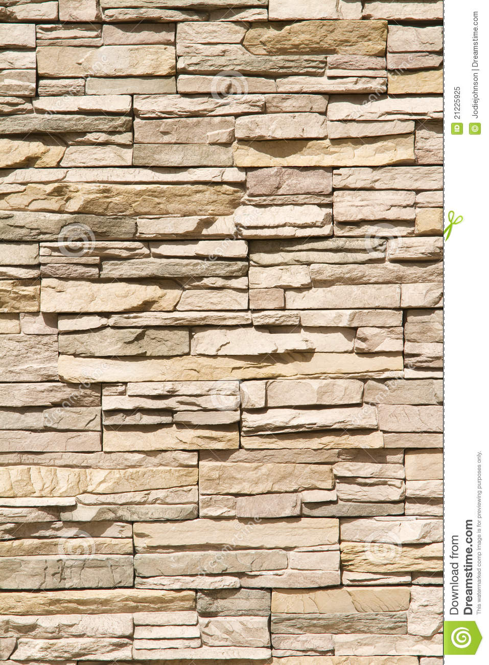 Stone Wall Background : Stacked stone wall background vertical stock image