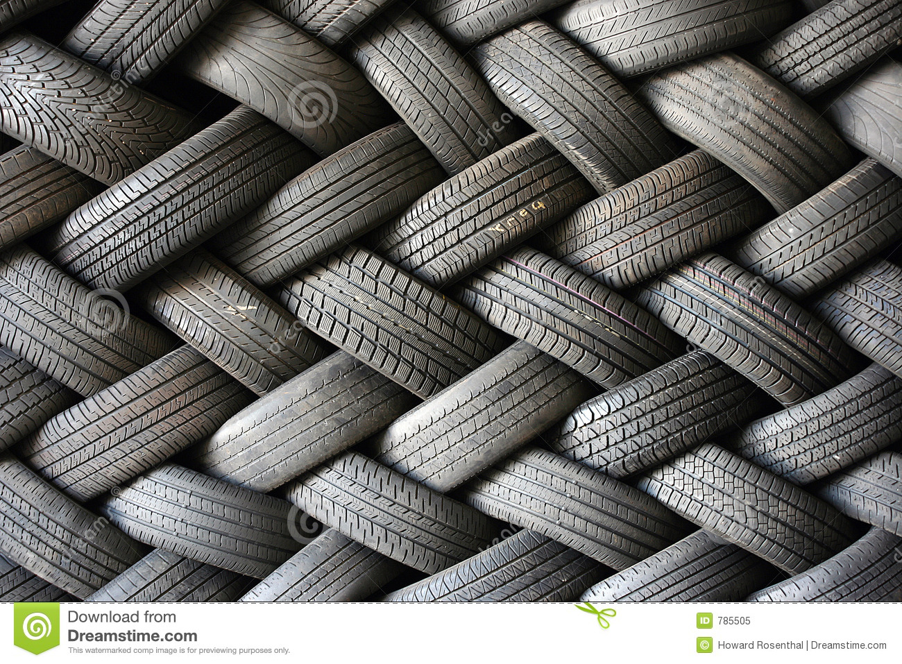 stacked tires in a pattern royalty free stock photo cross vector image cross vector free