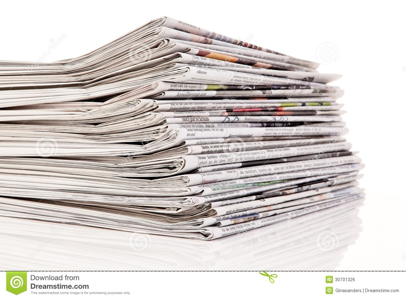stacks of old newspapers and magazines stock photo 30701326 - megapixl