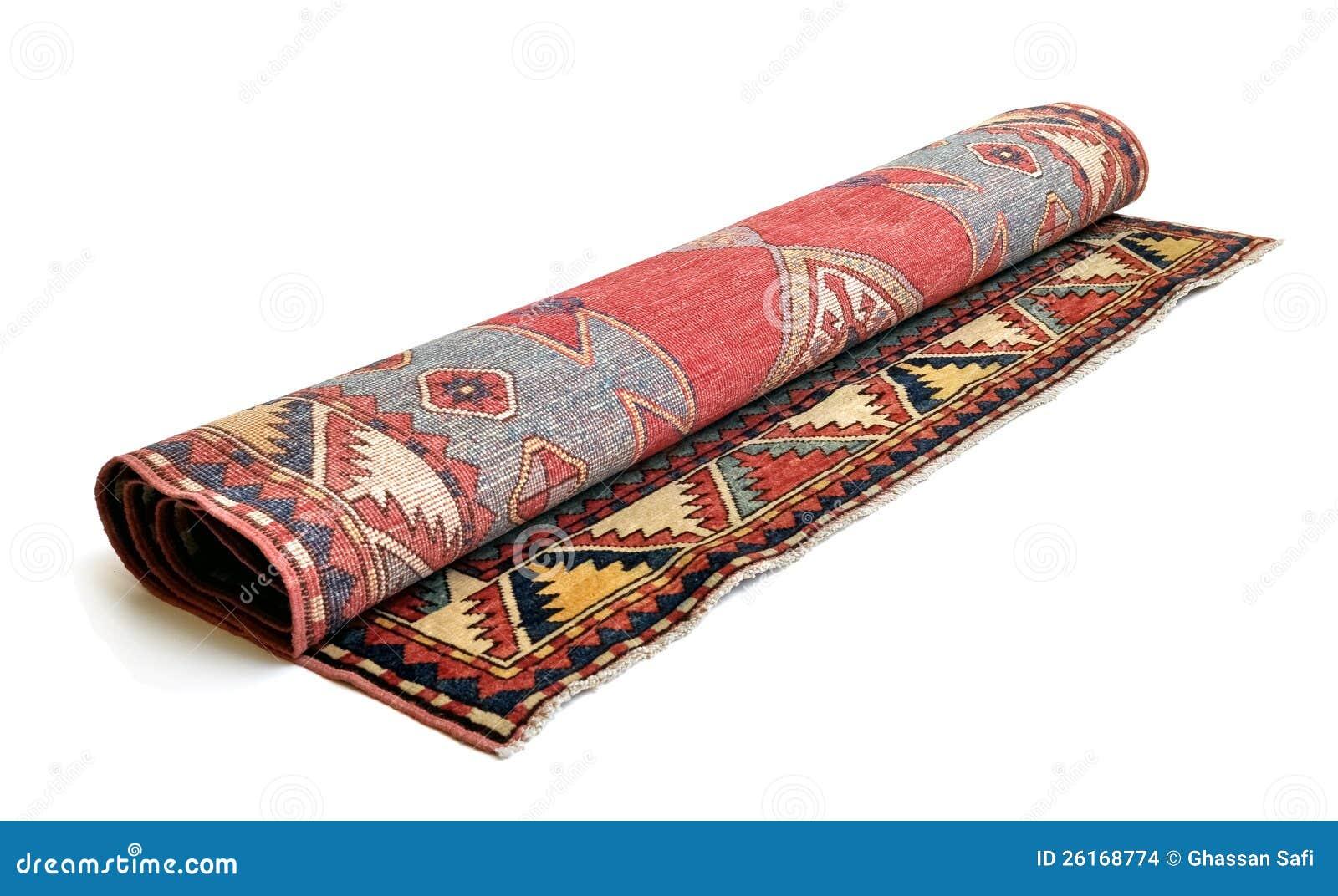 Staczający się Perski dywan