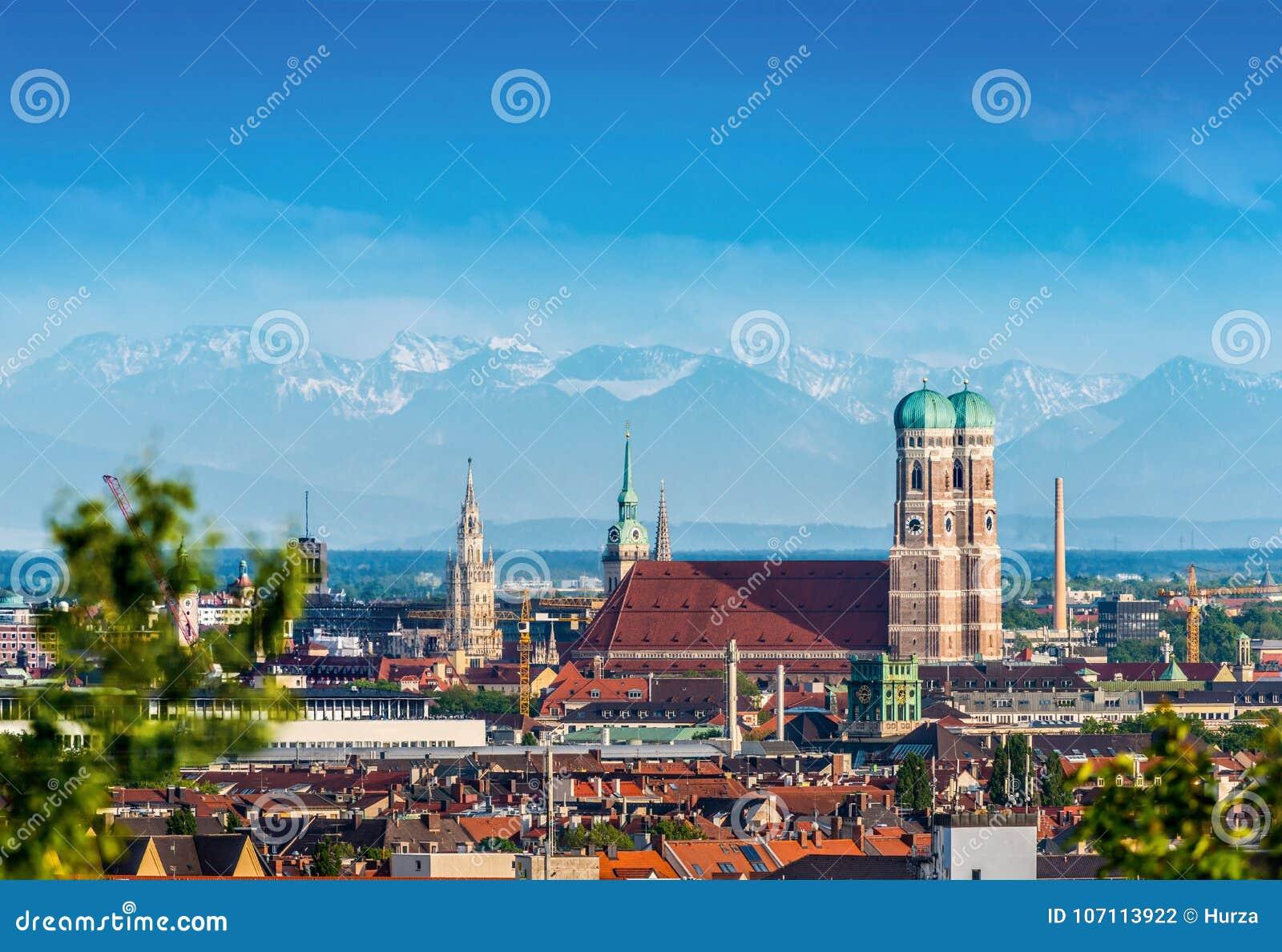 Stad av Munich, Tyskland