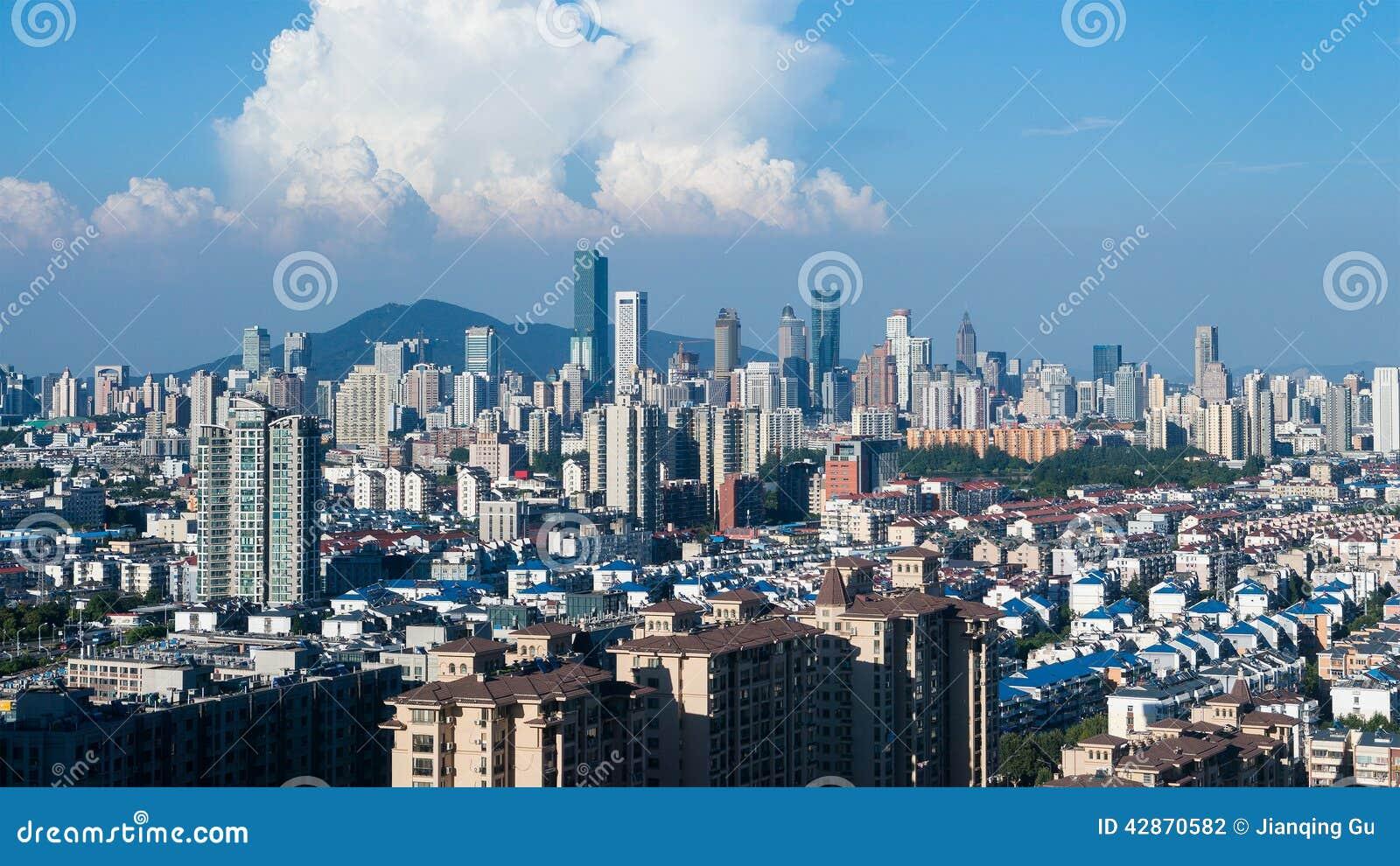 Stad av Nanjing
