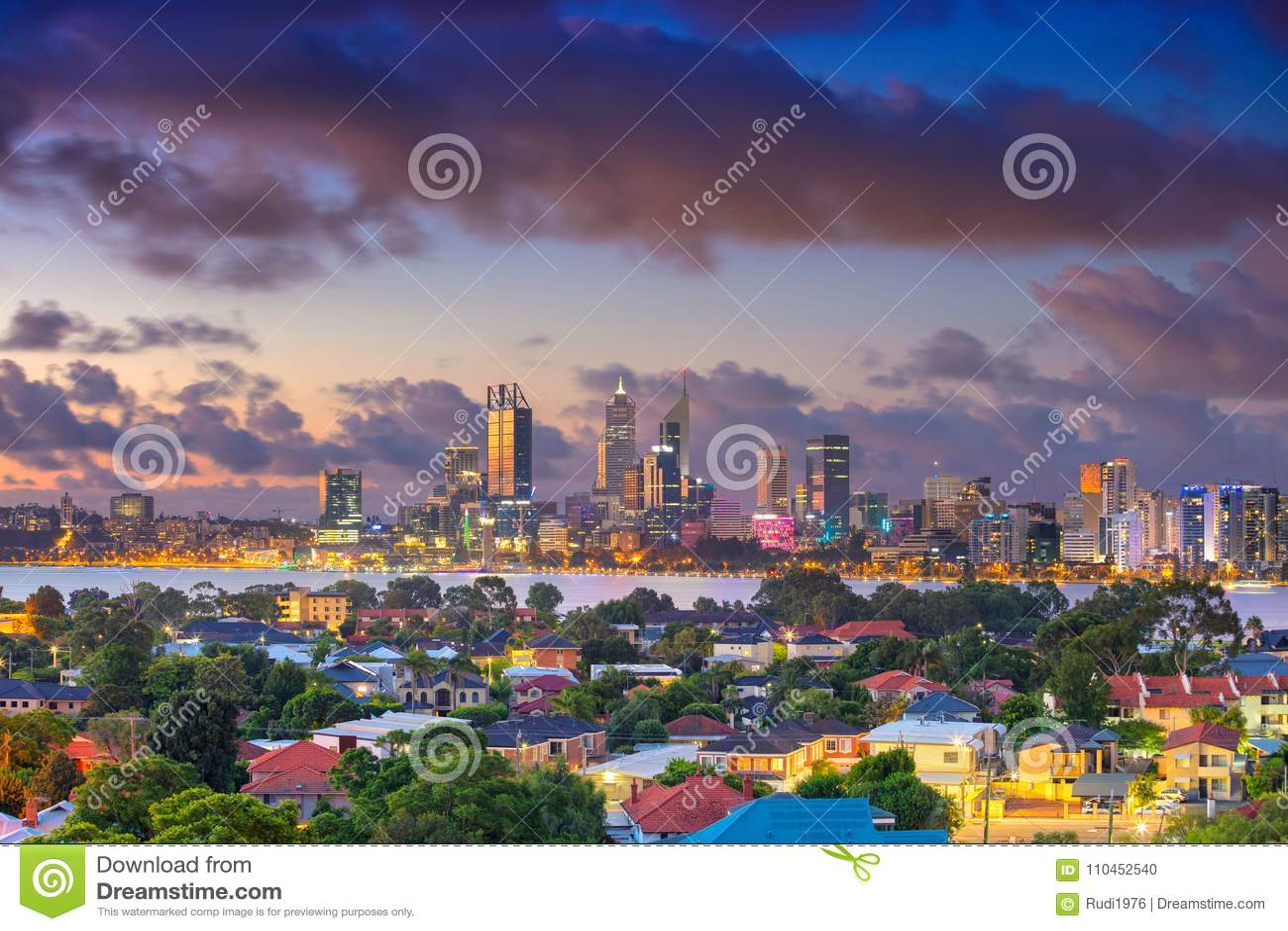 Stad av Perth