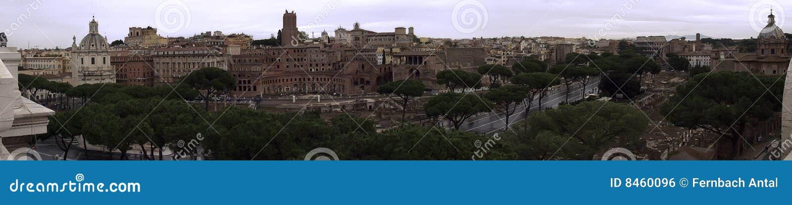 Stad gammala roma