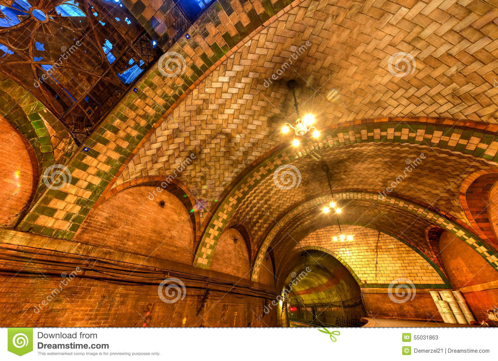 Stad Hall Station - New York City