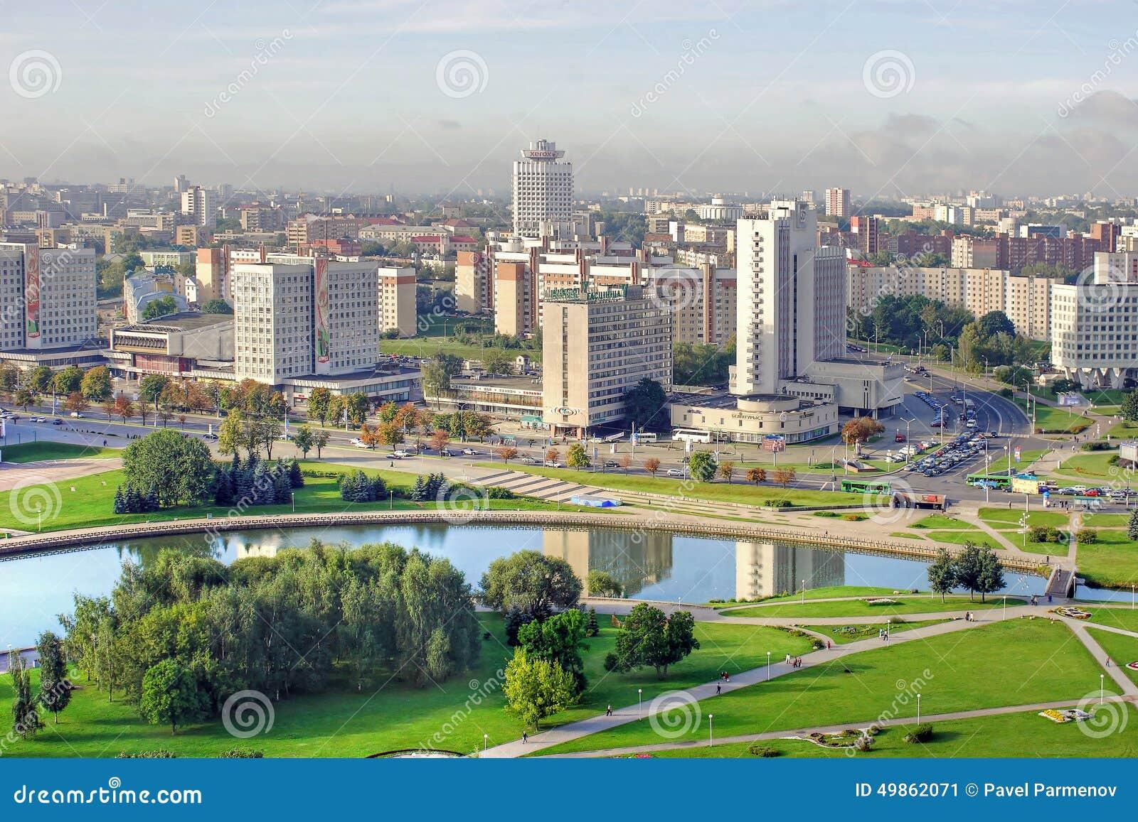 Stad Minsk