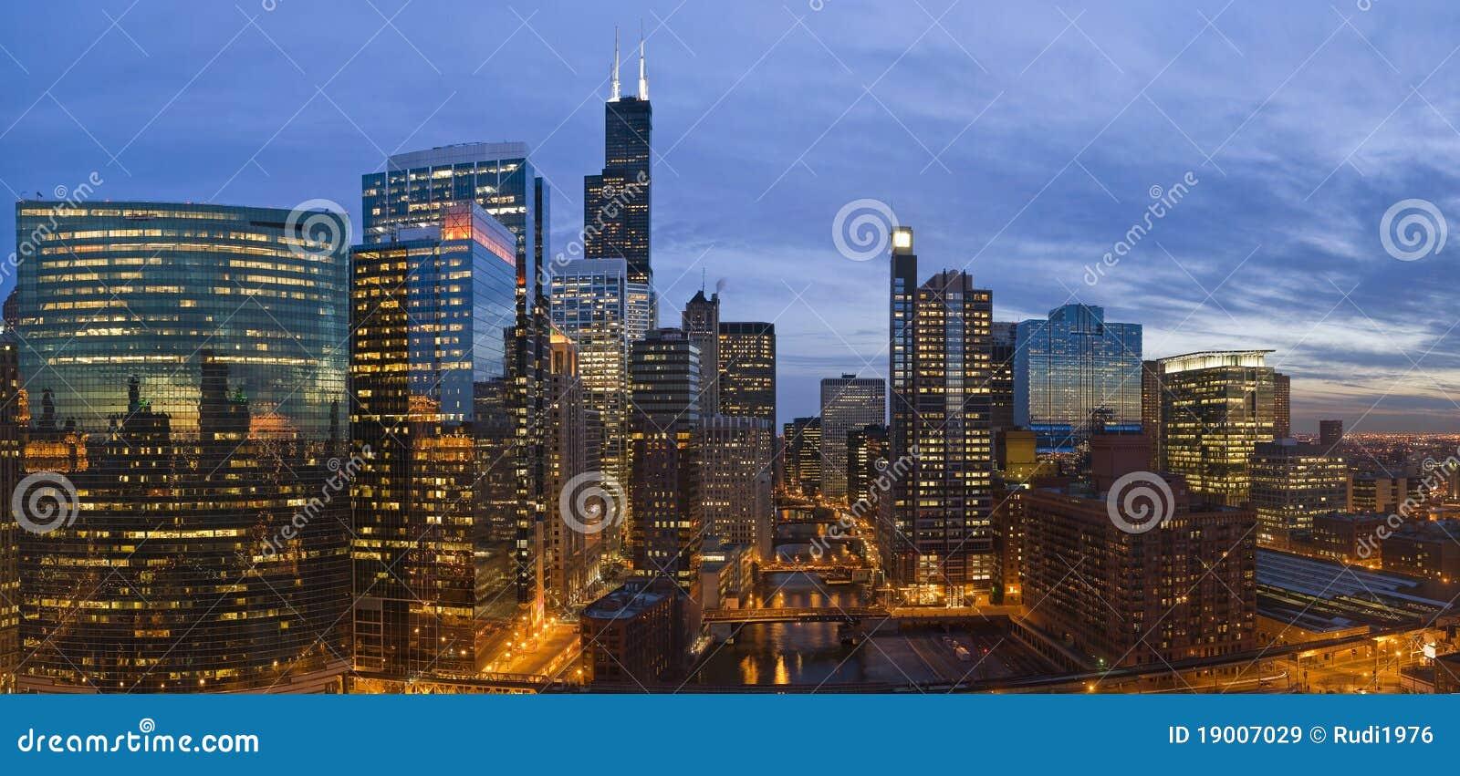 Stad van Chicago
