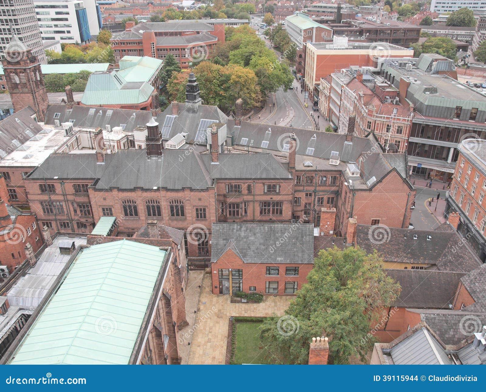 Stad van Coventry
